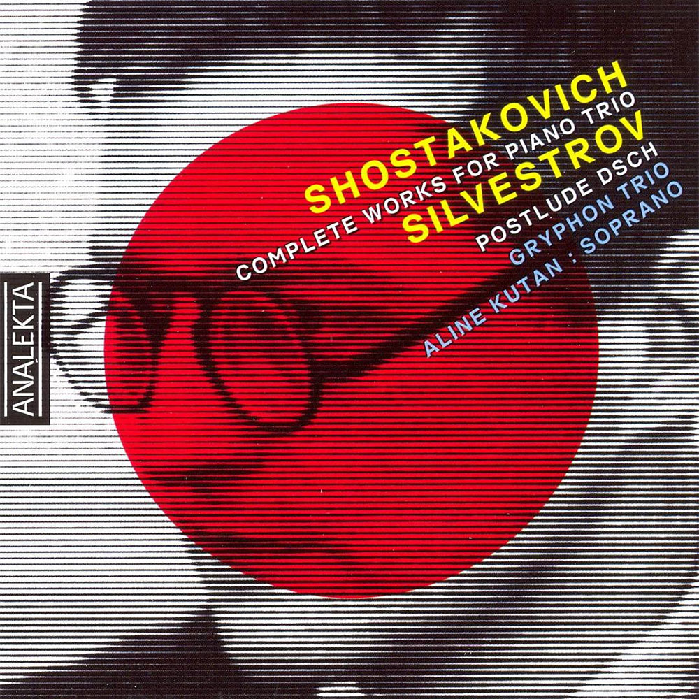 Shostakovich: Complete Works for Piano Trio