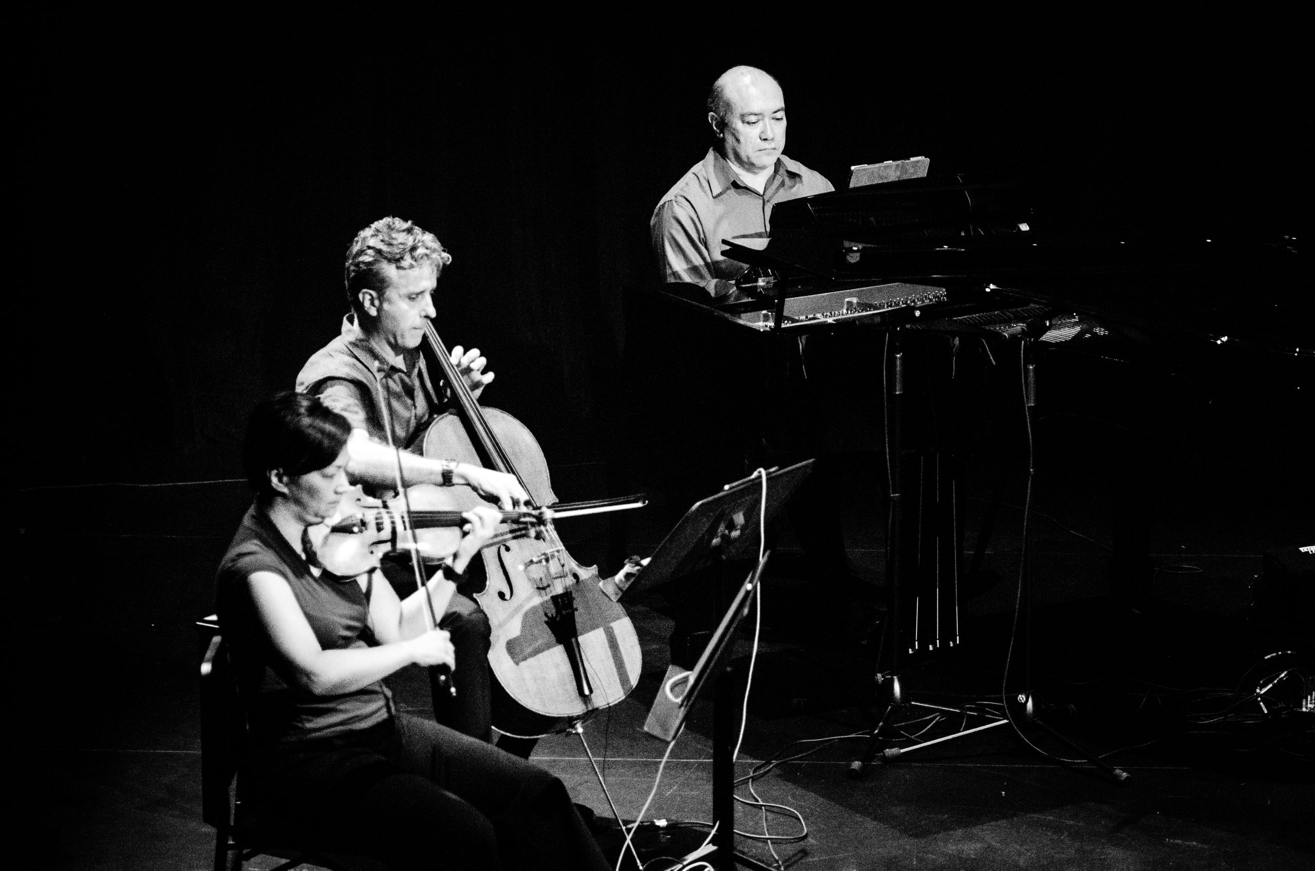 Gryphon Trio © James Whittall