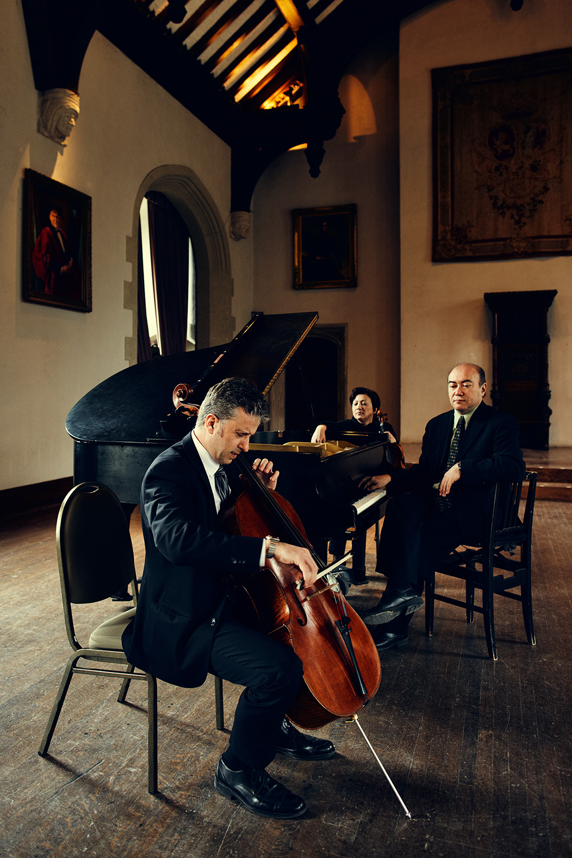 Gryphon Trio © Daniel Ehrenworth
